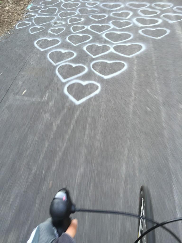 Heart ride